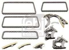 Timing Chain Kit for camshaft and oil pump 4.2 FSI V8